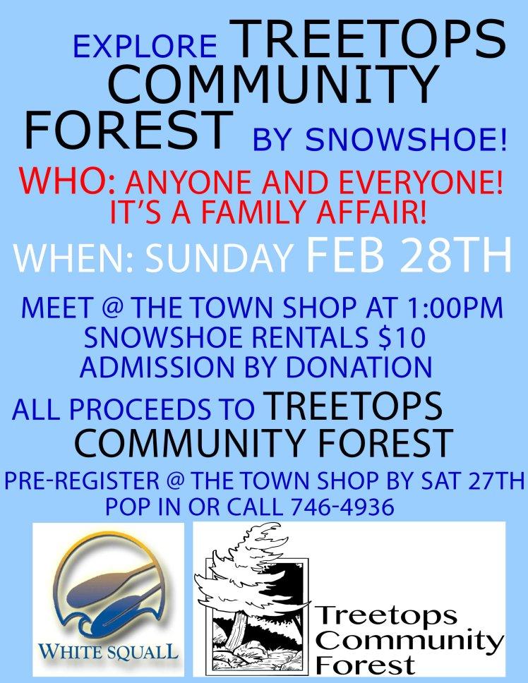 Treetops SnowHike